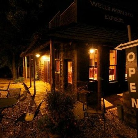 New Haven, MO: The Saloon in Western Town, available for private events