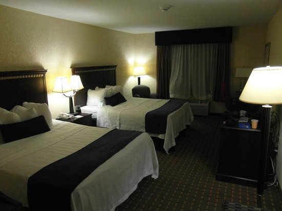 BEST WESTERN PLUS Allentown Inn & Suites by Dorney Park: The room we stayed in