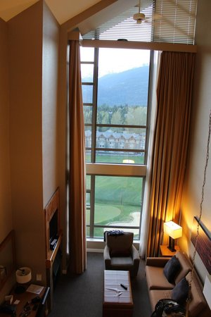 The Westin Resort & Spa, Whistler: Loft Suite