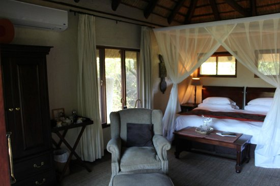Sabi Sabi Bush Lodge: Suite