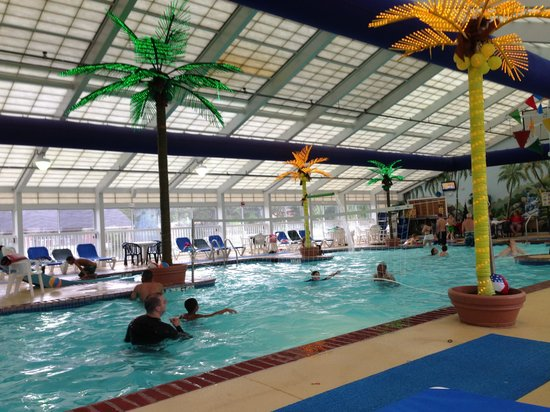 Francis Scott Key Family Resort: Indoor pool