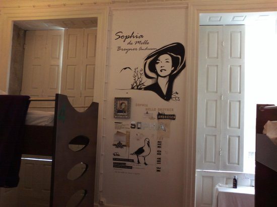 Gallery Hostel: The rooms inspired by artists