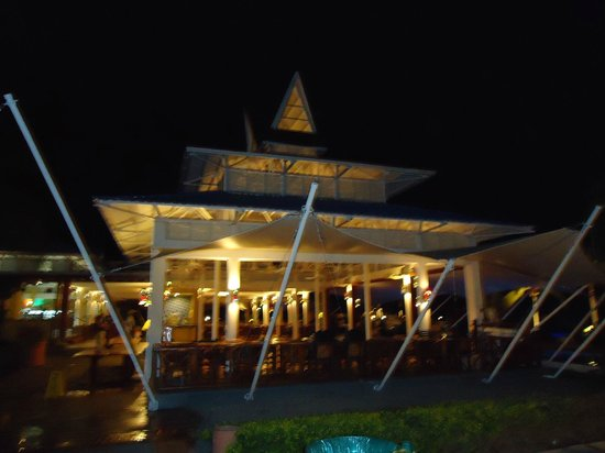 ‪‪Royal Decameron Beach Resort, Golf & Casino‬: restaurant buffet‬