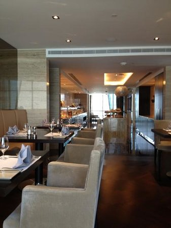 Jumeirah at Etihad Towers: club level