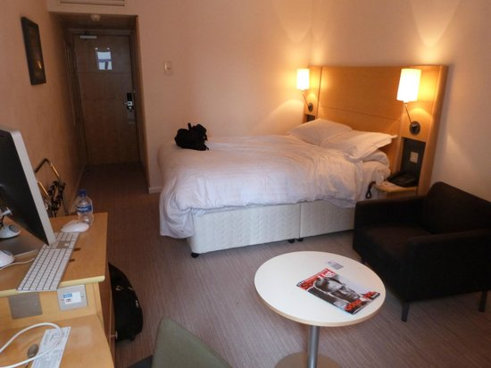 Doubletree by Hilton Hotel London - Westminster: Room 444