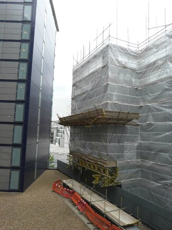 Doubletree by Hilton Hotel London - Westminster: Construction Work