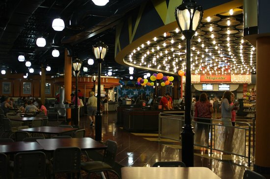 Disney's All-Star Movies: Movie Themed Food Court