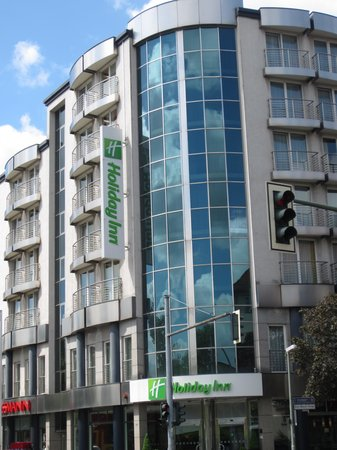 Holiday Inn Berlin City Center East-Prenzlauer Allee : Holiday Inn, Prenzlauer Allee, Berlin