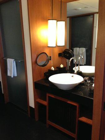 The Setai: One of the sinks