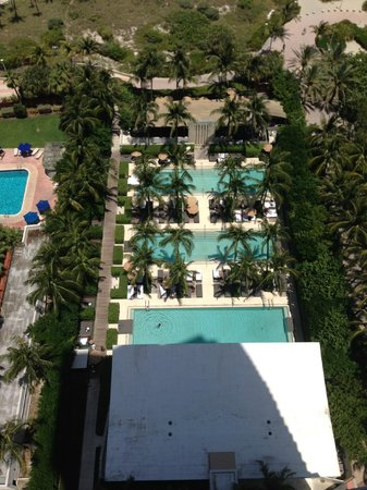 The Setai: View from above
