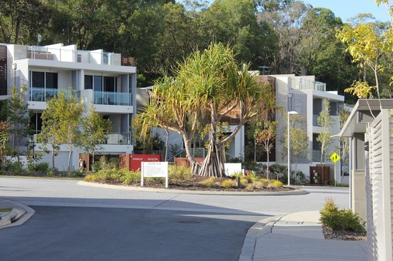 RACV Noosa Resort: Some of the apartments