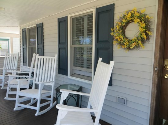 Belmar, NJ: Porch