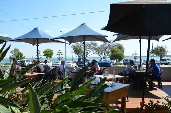 Redcliffe, Avustralya: Steak & Crabhouse Beer Garden
