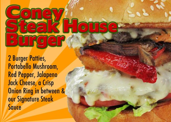 Conway, Carolina del Sur: Fresh & Juicy Burgers all day every day! Made to order!