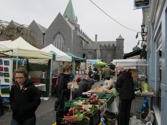 Cashelmara Lodge: The Galway Market