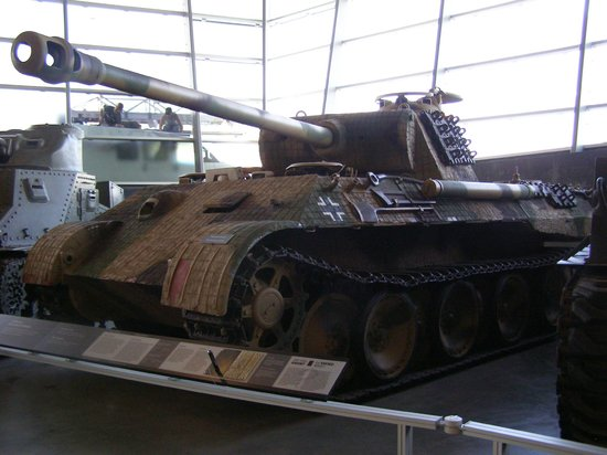 my favourite wwii tank the panther picture of canadian war museum