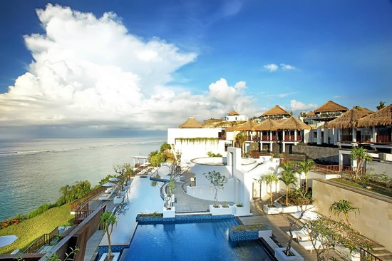 Samabe Bali Best Resort and Villas in 2015