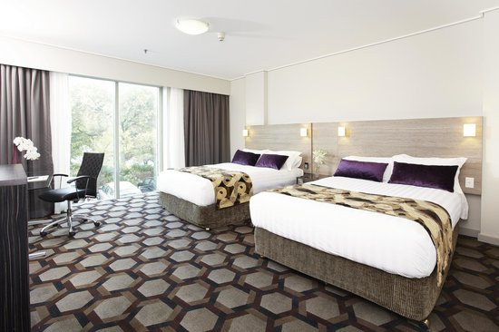 Rydges Capital Hill Canberra: Twin Room