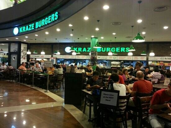 Mbs Food Court Review