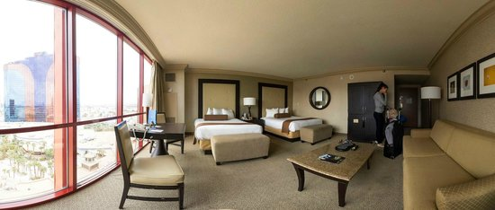 Rio All-Suite Hotel & Casino: Queen Suite