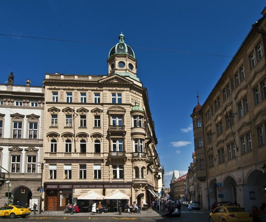 301 moved permanently for Malostranska residence tripadvisor
