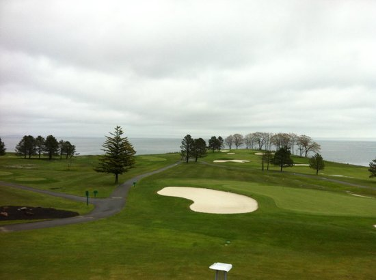 Rockport, Мэн: part of the hugh golf course