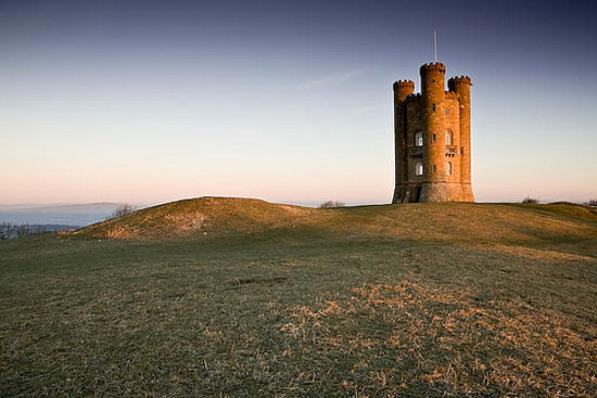 Broadway, UK: Tower sunrise