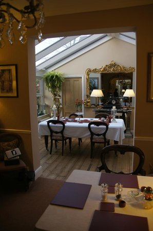 Sedgehill House: dining area