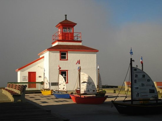 Pictou, Canada: Lighthouse Museum & Research Centre