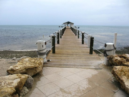 Cheeca Lodge & Spa: 550 foot Cheeca pier