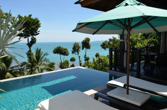 Four Seasons Resort Koh Samui Thailand: Poolside