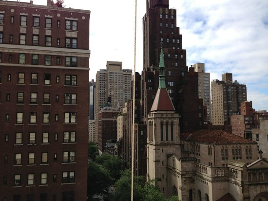 70 park avenue hotel - a Kimpton Hotel: View from our Room
