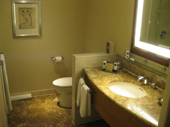 Sofitel New York: Bathroom
