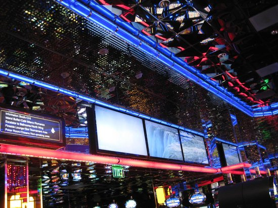 Peppermill Resort Spa Casino: Casino - sports book