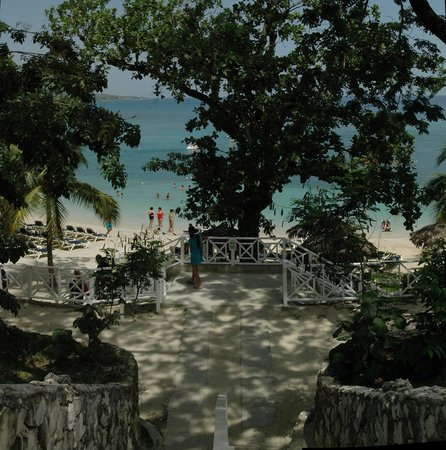 Grand Palladium Jamaica Resort & Spa: La plage
