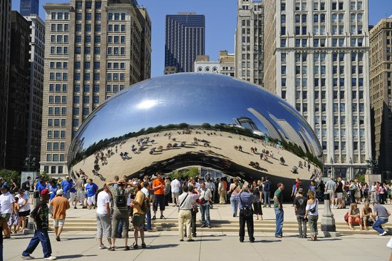 Photos of Millennium Park, Chicago