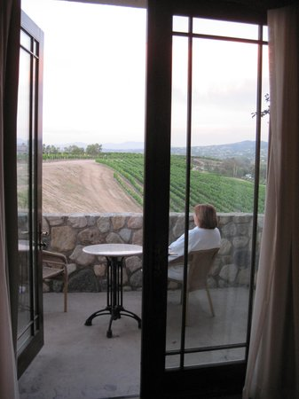 The villas - Picture of South Coast Winery Resort & Spa, Temecula