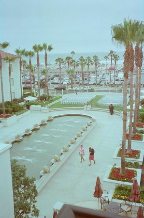 Hyatt Regency Huntington Beach Resort & Spa: View from room 4113