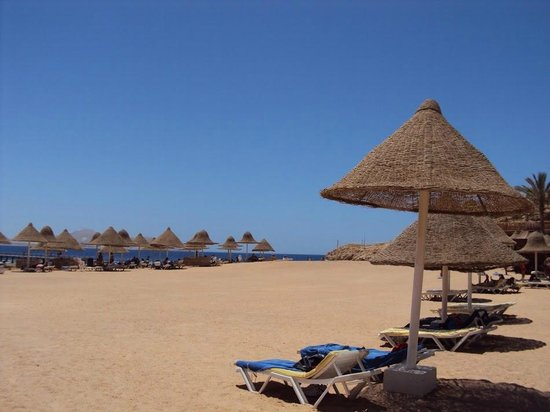 Radisson Blu Resort, Sharm El Sheikh: Spiaggia