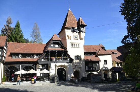 Photo of Vila Economat Sinaia