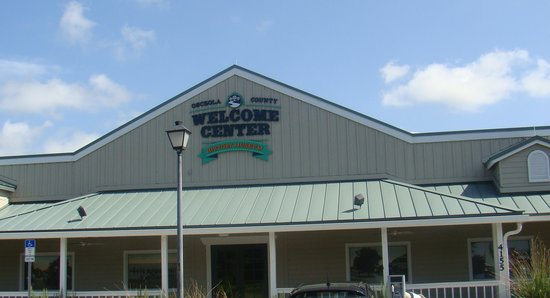 Osceola County Welcome Center and History Museum