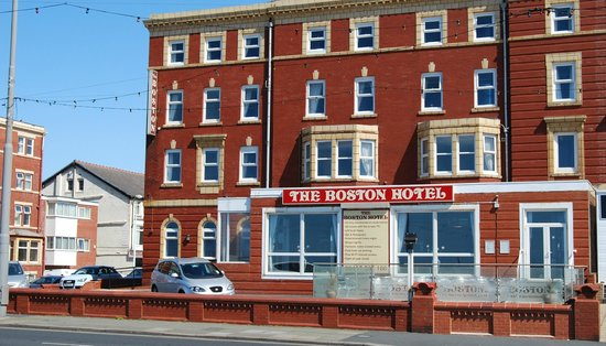 Photo of The Boston Hotel Blackpool