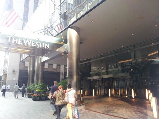The Westin New York Grand Central : ingresso hotel