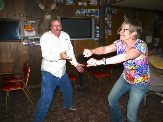 Shell, WY: dancing the night away