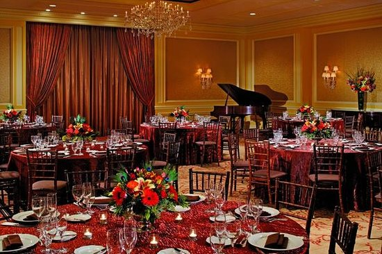 The Ritz-Carlton Cleveland: Ballroom