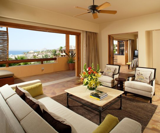 Esperanza - An Auberge Resort : Penthouse Living Room
