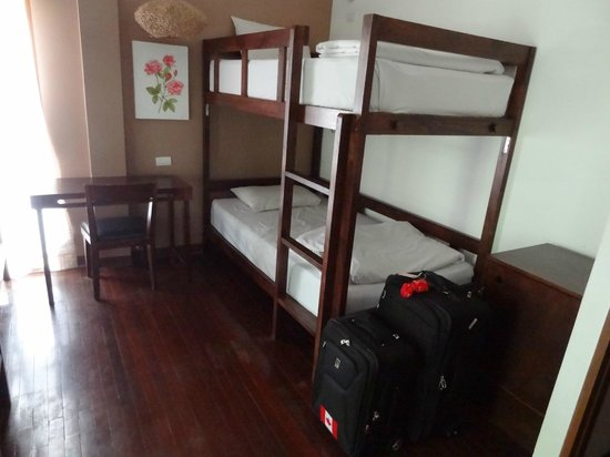 Eco Resort Chiang Mai: Four Bed Dorm Room