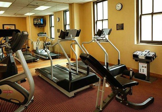 Residence Inn Memphis Downtown: Fitness Center
