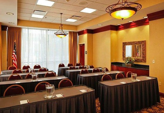 Residence Inn Memphis Downtown: Monroe Meeting Room