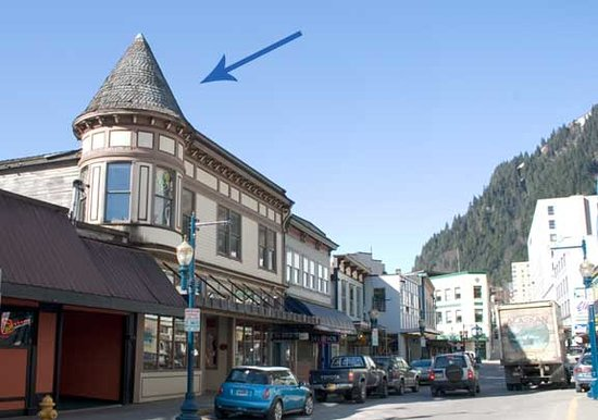 Juneau Bed And Breakfast Downtown